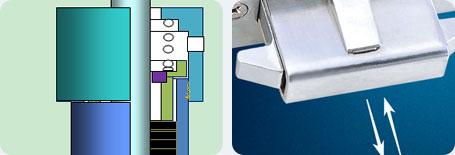 真空液压机设计图