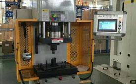 伺服油压机与普通油压机对比优势