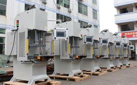 东莞单柱油压机的结构及操作方式