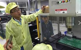 【上海】买线路板压装设备,推荐鑫台铭伺服压装机。