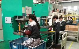 【鑫台铭】为湖南压铸企业提供好的伺服油压机