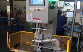 【云南】客户买伺服压力机,当然选择专业生产厂家!