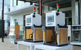 【上海】电子企业专用的伺服压力机就在鑫台铭造