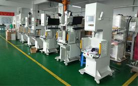 【江苏】汽配企业都在用的伺服压力机
