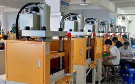 粉末成型机设备以及生产工艺过程