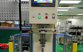 伺服压力机在电机轴承压装中的作用