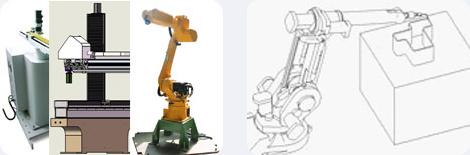 工业机器人机械手